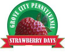 Strawberry Days Logo