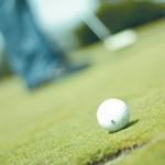 Golfer in Grove City