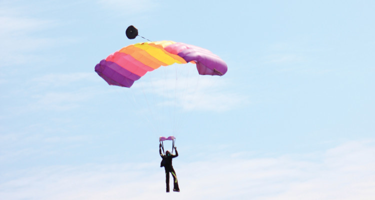 Sky Diving, Grove City